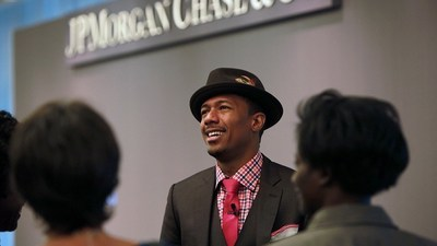 Nick Cannon, the business mogul