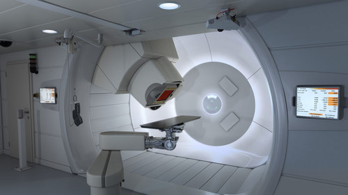 IBA will equip the new center of University Medical Center Groningen with its Proteus(R)Plus two-gantry room ...