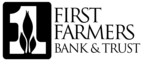 First Farmers Bank & Trust Logo.