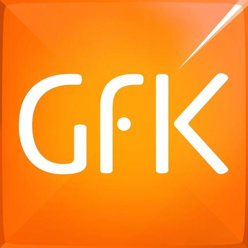 GfK Logo (PRNewsFoto/GfK)