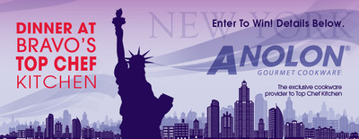 """Enter To Win Trip To NYC For Dinner At """"Bravo's Top Chef Kitchen"""""""