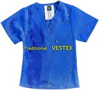 VESTEX is the original 3-in-1 active barrier attire to combine fluid repellent, antimicrobial and breathability properties in one fabric to better protect healthcare workers and patients from harmful contaminants.