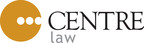Centre Law Group logo, Centre Consulting, Inc.  (PRNewsFoto/Centre Consulting, Inc.)