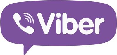 Viber Logo (PRNewsFoto/KamaGames)