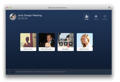 UberConference Chosen for Google I/O Developer Sandbox
