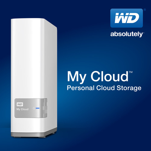 WD(R) Gives Consumers A Cloud Of Their Own. (PRNewsFoto/WD)