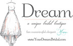 Dream is a locally owned and operated bridal boutique in Sudbury MA part of Boston Metrowest. It's our passion to make the day you find your dream wedding dress as memorable as the day you wear it. We love providing brides throughout Massachusetts and New England with the best wedding dress shopping experience ever. Our shop is spacious and comfortable, our curated collection of wedding dress styles and designers is beautiful, and our attention and care to you is exceptional.