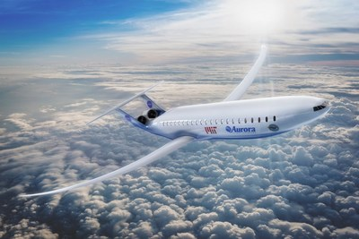 Aurora's D8 Ultra-Efficient Commercial Aircraft Design