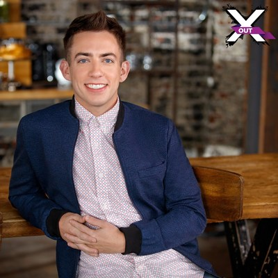 Kevin McHale Joins Zendaya and Tinashe on X Out's Celebrity Customer Roster