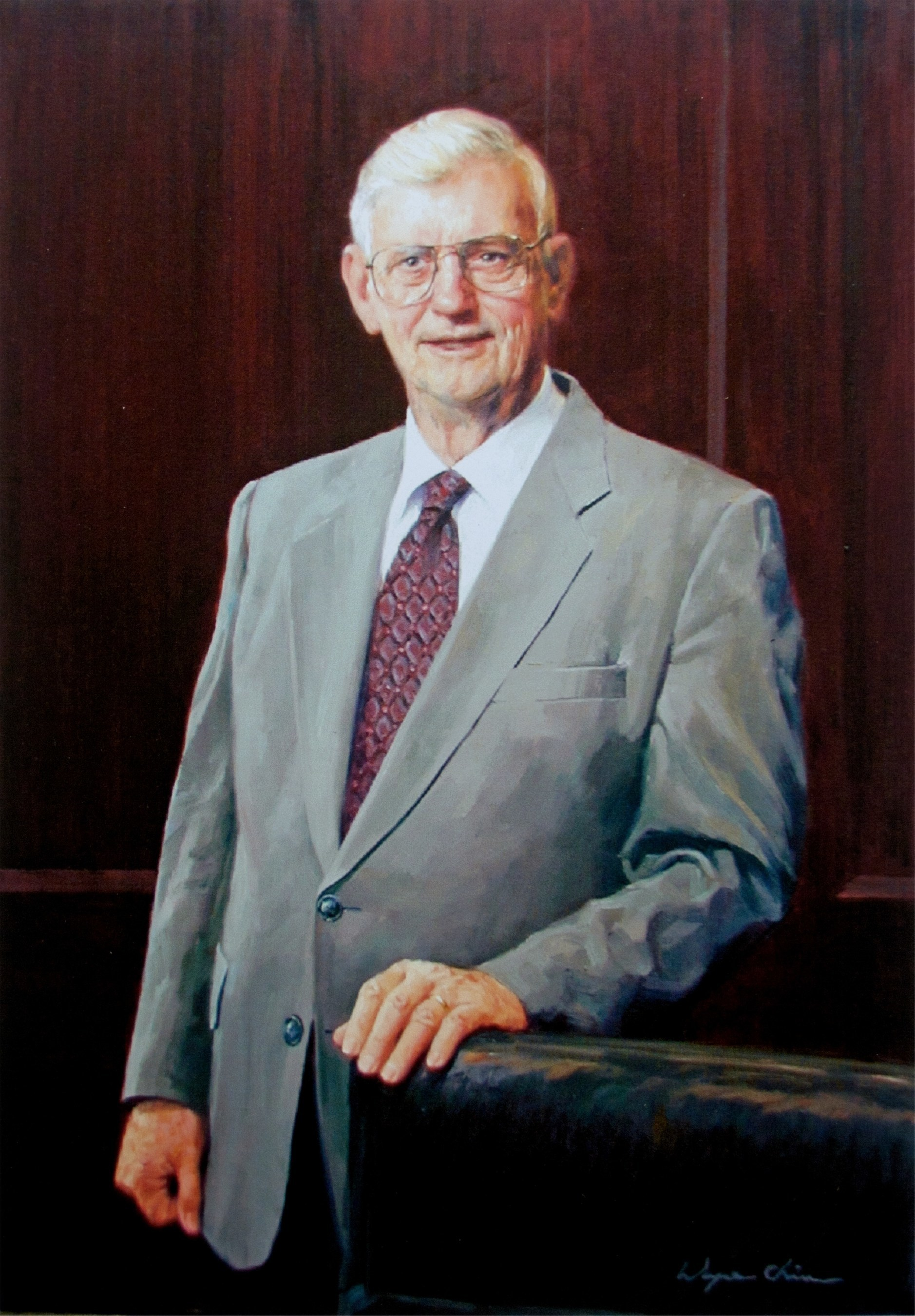 Hon. Edward Leavy