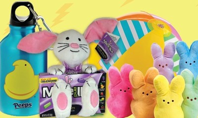 PEEPS(R) Eases Spring Stress with Easter Basket Tips & Tricks to Add PEEPSONALITY(R)