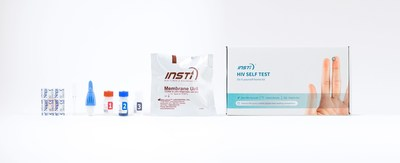 The bioLytical INSTI kit available today (PRNewsFoto/bioLytical Laboratories)