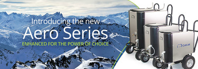Cold Jet(R), the world leader in developing innovative, environmentally responsible dry ice cleaning solutions, launches enhanced product portfolio of dry ice cleaning machines. The Aero Series is a line of dry ice cleaning machines that guarantees the best pellet integrity, maximum cleaning aggression and most reliable blast stream on the market. Unmatched in the industry, the Aero Series has always delivered superior performance and versatility with the lowest cost of ownership.  Now further enhanced...