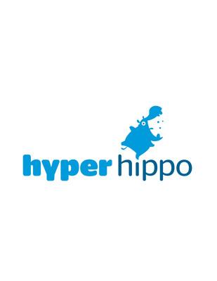 Hyper Hippo logo.  (PRNewsFoto/Hyper Hippo)