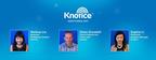Knotice Continues to Add Analytics Talent, Blue-Chip Brand Experience.  (PRNewsFoto/Knotice)