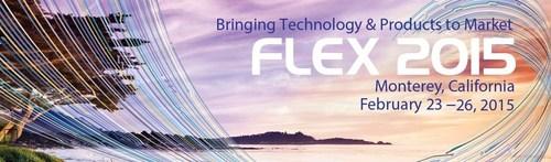 2015FLEX Banner (PRNewsFoto/FlexTech Alliance)