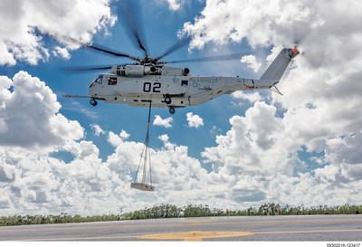 CH-53K King Stallion Passes Initial Operational Testing