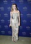 Diane Kruger is pictured at Martell Cognac's 300th anniversary event at the iconic Palace of Versailles.