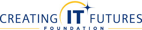 Creating IT Futures Foundation Logo.