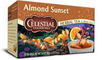 Celestial Seasonings(R) Almond Sunset(TM) Herbal Tea
