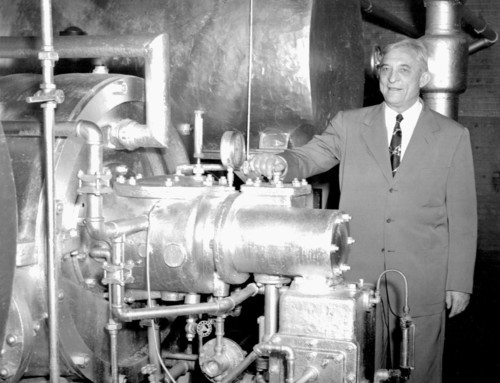 Willis Carrier, the Father of Cool Courtesy of Carrier, Farmington, CT.  (PRNewsFoto/Carrier)