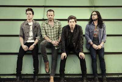 KINGS OF LEON ANNOUNCE SUMMER TOUR. (PRNewsFoto/Live Nation Entertainment)