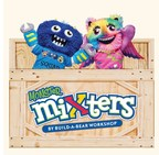 Build-A-Bear Workshop today unveiled its newest one-of-a-kind collection, Monster Mixters, which allows guests to choose a body, pick legs and grab arms of their choice to truly customize a new furry friend from head to toe.