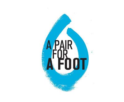 Teva's Pair for a Foot logo.