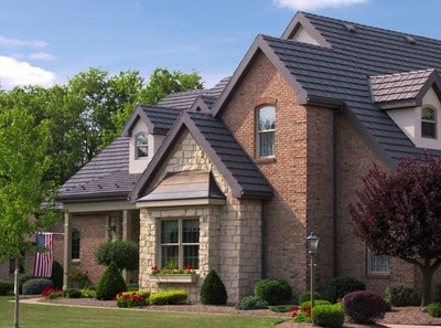 See www.MetalRoofing.com for variety of eco-friendly metal roofs
