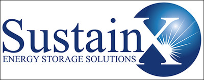 SustainX, Inc. logo.  (PRNewsFoto/SustainX, Inc.)