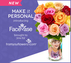 From You Flowers Brings Next Level Personalization to Flower Delivery with FaceVase