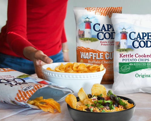 Super Game Day Snacking Tips from Cape Cod Potato Chips. (PRNewsFoto/Cape Cod Potato Chips) (PRNewsFoto/CAPE COD POTATO CHIPS)