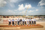 Executives from Exelon Generation, Alstom, General Electric and Zachry and community leaders from Hood County, Texas officially broke ground on Thursday, July 9, 2015 on the construction of a new low-carbon, combined-cycle gas turbine (CCGT) at Exelon's Wolf Hollow Generating Station in Granbury, Texas.