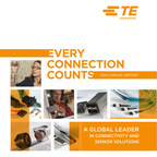 TE Connectivity, leader in connectivity and sensor solutions