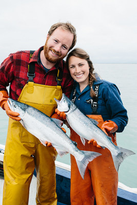 Nelly and Michael Hand of Drifters Fish in Cordova, Alaska. Photo by Kimberley Hasselbrink