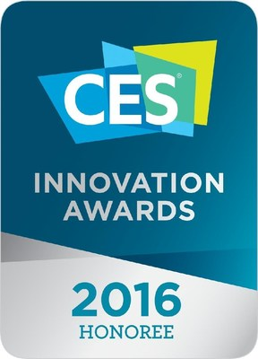 "TempTraq(R) Wearable Bluetooth Thermometer Deemed ""CES 2016 Innovation Awards Honoree"" in Two Categories"
