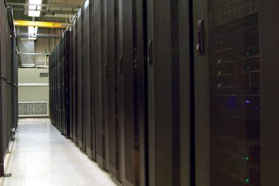 Waveform Technology's Troy, Michigan Data Center.  (PRNewsFoto/Waveform Technology LLC)