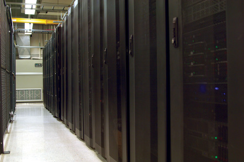 Waveform Technology's Troy, Michigan Data Center.  (PRNewsFoto/Waveform Technology LLC)