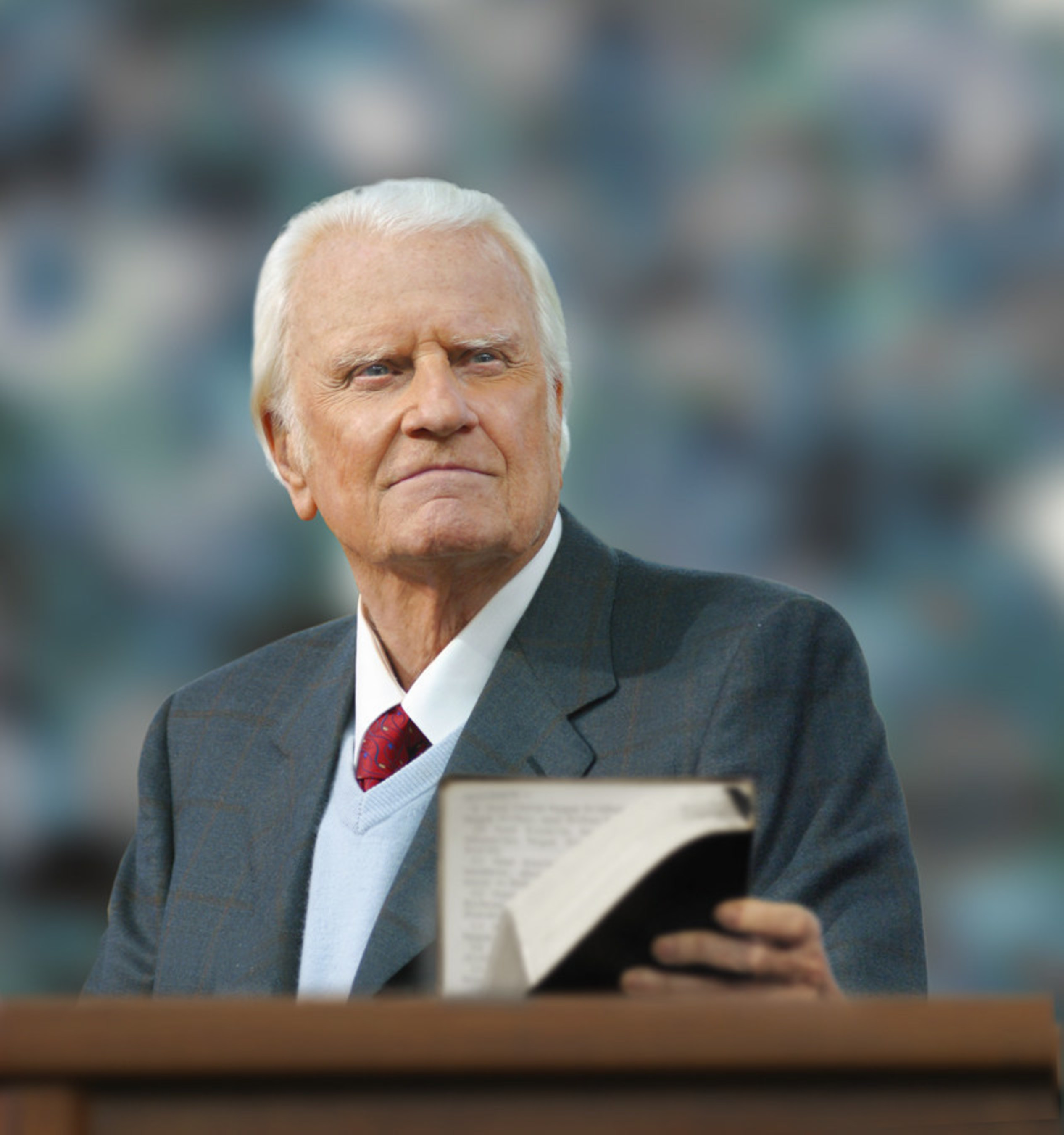 Join TBN Friday Nov. 6th as We Honor Billy Graham on His 97th Birthday