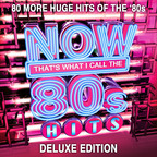 Today, the world's best-selling, multi-artist album series, NOW That's What I Call Music!, has released a new digital collection of 80 smash hits from the 1980s, exclusively on the iTunes Store® (www.itunes.com). NOW That's What I Call The 80s Hits (Deluxe Edition) gathers 80 major hits for one decade-defining collection. 'NOW 80s Hits Deluxe' features superstars including Billy Idol, Cyndi Lauper, Pat Benatar, Phil Collins, Daryl Hall & John Oates, Blondie, Tears For Fears, Lionel Richie, INXS, and more.  (PRNewsFoto/EMI Music / Sony Music Entertainment / Universal Music Group)