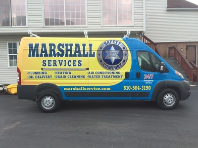 With a focus on unparalleled customer service, Marshall Services continues to grow by developing solid relationships with homeowners in Pennsylvania.