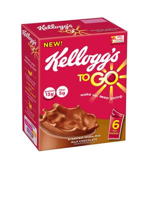 Kellogg's To Go(TM) Breakfast Shake Mixes.