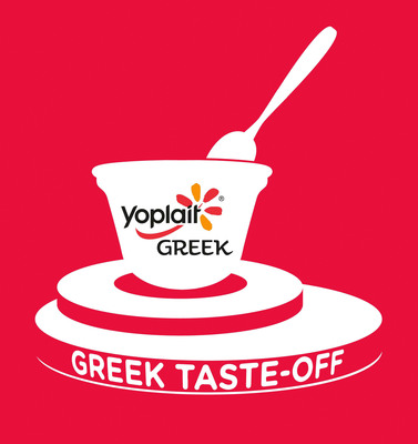 Yoplait recently conducted a national taste test revealing that nearly two out of three consumers (65 percent) prefer their blueberry Greek yogurt over the same Chobani flavor.  (PRNewsFoto/Yoplait)