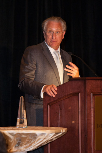 Laurence Geller, CEO of Strategic Hotels & Resorts, Inc., Honored by British-American Business