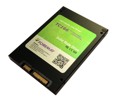 "World's First 2TB SSD Drive with Standard 2.5"" SATA Form Factor.  (PRNewsFoto/Foremay, Inc.)"