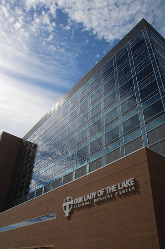 Our Lady Of The Lake Baton Rouge >> New Era Begins As Our Lady Of The Lake Regional Medical