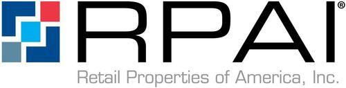 RPAI Logo (PRNewsFoto/Retail Properties of America Inc)