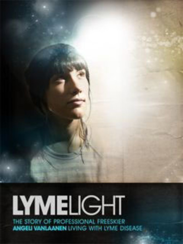 Angeli VanLaanen in LymeLight a film about her battle with Lyme Disease.  (PRNewsFoto/Neu Productions)
