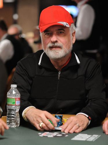SPT Team Member Tom McEvoy. (PRNewsFoto/Senior Poker Tour) (PRNewsFoto/SENIOR POKER TOUR)