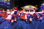 2013 Shanghai Tourism Festival opened on the evening of September 14.  (PRNewsFoto/Shanghai Tourism Festival Organizing Committee)